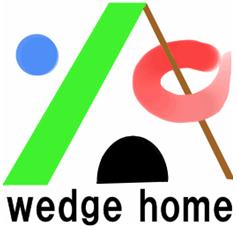 株式会社ウェッジホームのロゴ