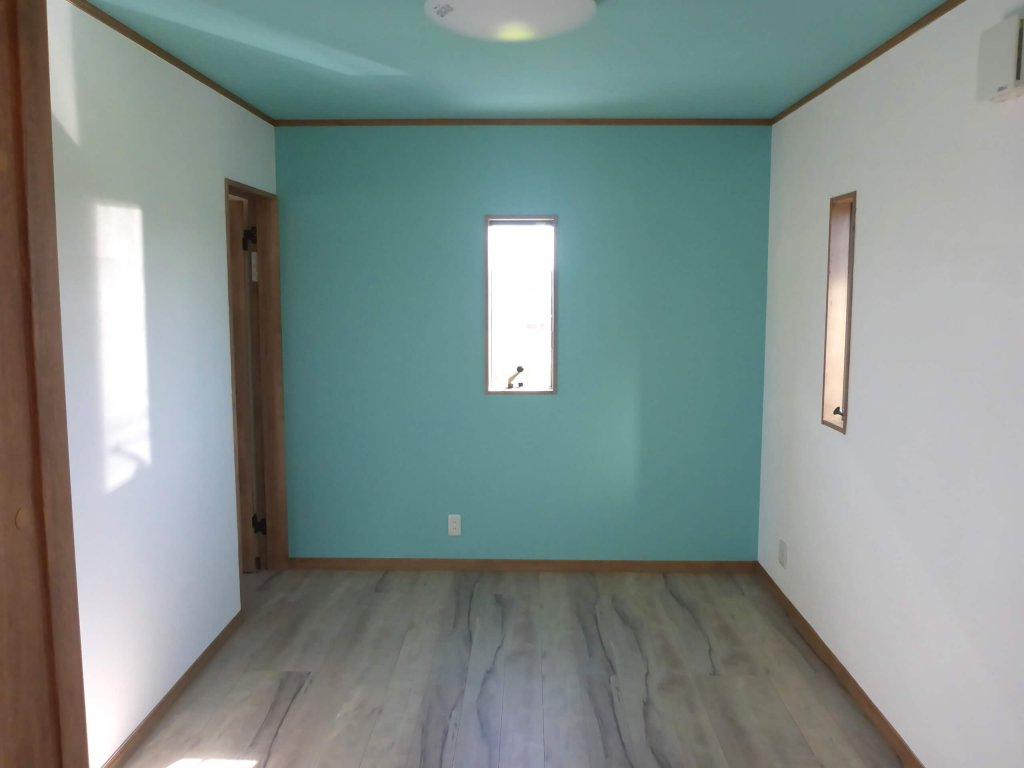 チーパスでお得にリフォームできる子供部屋の仕切りの施工例